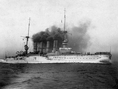 """Уничтожение тяжелого крейсера """"Такао""""."""